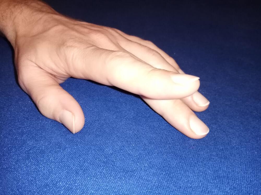 fingerzeichen zur kommunikation im simpson protocol