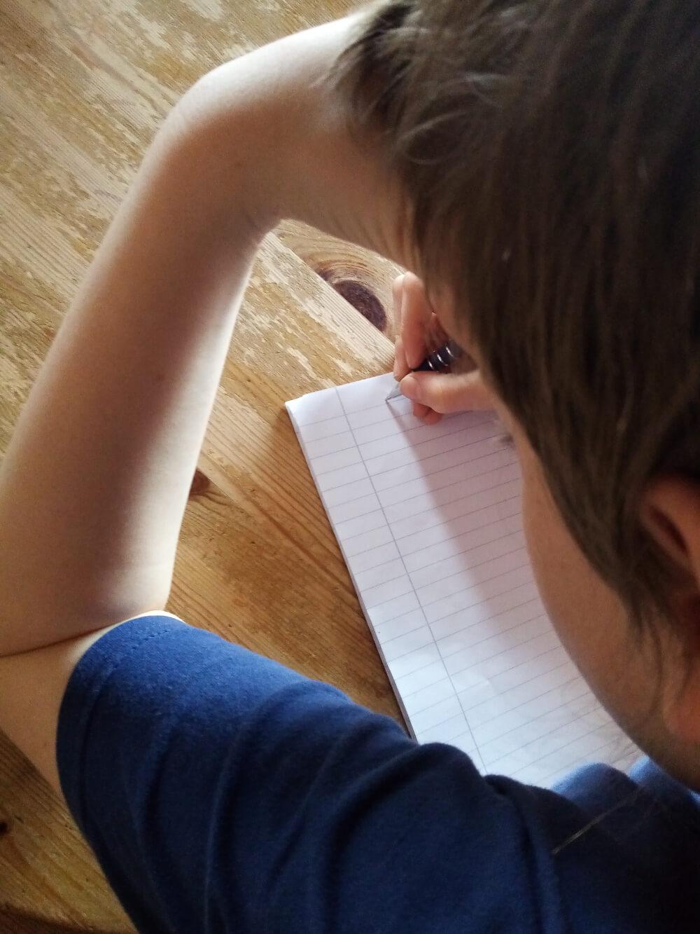 kind lernt fuer pruefung prüfungsangst